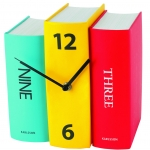 The Karlsson Book Clock