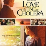 """Poster for """"Love in the Time of Cholera"""""""