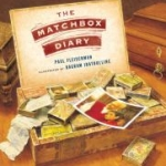 Cover for the Matchbox Diary