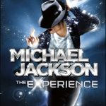Michael Jackson Game Cover For Wii