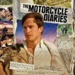 "Poster from ""The Motorcycle Diaries"""
