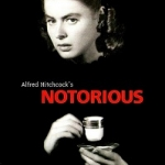 """Movie poster for """"Notorious"""""""
