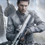 Movie poster for Oblivion