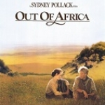 "Poster for ""Out of Africa"""