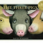 Cover of The Three Little Pigs