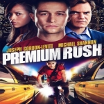 Premuim Rush movie cover