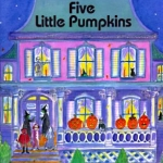 Cover image for the book Five Little Pumpkins