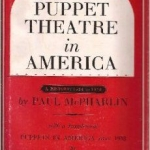 The Puppet Theatre in America book cover