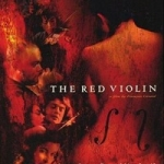 "Poster of ""The Red Violin"""