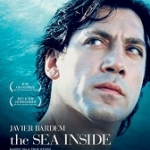 """Poster for """"The Sea Inside"""""""