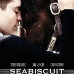 """Image of the poster for """"Seabiscuit"""""""