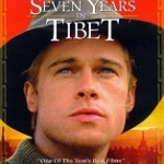 "Poster from ""Seven Years in Tibet"""