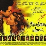 "Movie poster for ""Shakespeare in Love"""