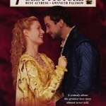 "A poster for ""Shakespeare in Love"""