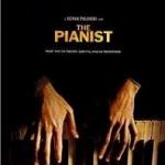 "Poster of ""The Pianist"""