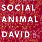 "Book jacket of ""The Social Animal"""