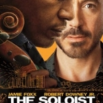 "Poster of ""The Soloist"""