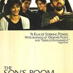 """Poster from """"The Son's Room"""""""