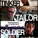 """Movie poster for """"Tinker, Tailor, Soldier, Spy"""""""