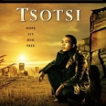 "Poster from the film ""Tsotsi"""