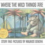 Book cover for Where the Wild Things Are