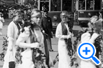 1913 Suffrage Parade, Historical Image Collection - SELECT to zoom