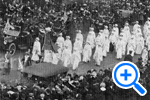 Suffragettes marching in Parade, March 3, 1913, Historical Image Collection - SELECT to zoom