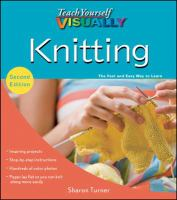 Teach Yourself Knitting Cover Book Art