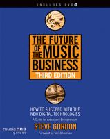 The Future of the Music Business Book Cover