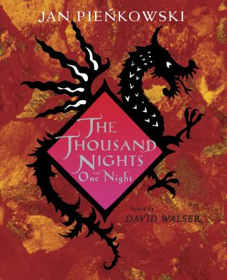 Thousand Nights book cover