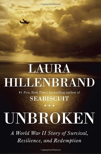 "Image of book cover for ""Unbroken"" by Laura Hillenbrand"