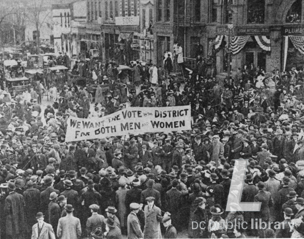 womens suffrage movement The women's suffrage movement was a sociopolitical movement in the late nineteenth century that secured voting rights for colorado women by state referendum in 1893.