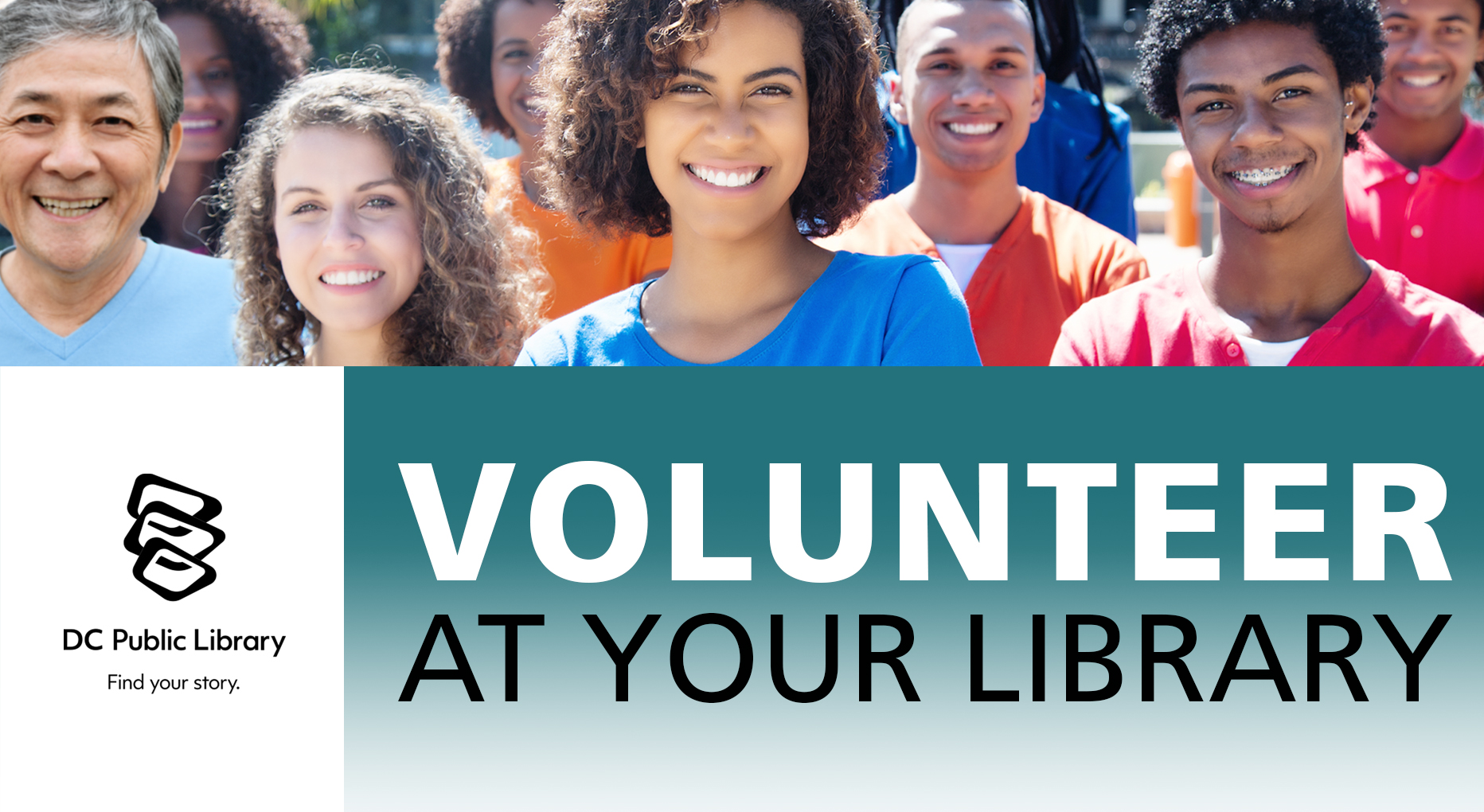Volunteer at the Library